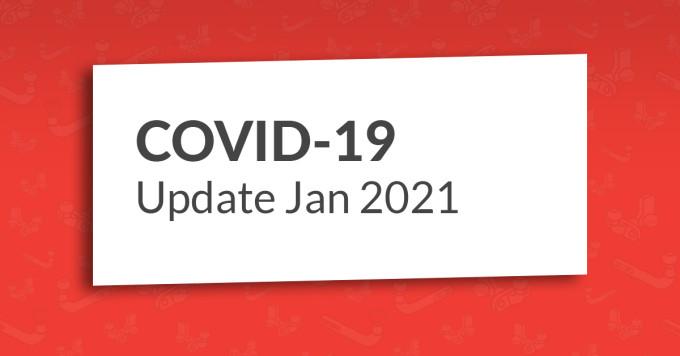 Covid-19 Update Jan 2021