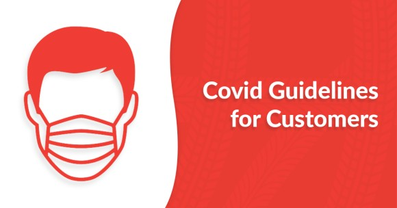 COVID Guidance for Customers