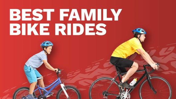 Best Family Bike Rides in the UK