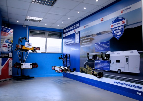 Yorkshire and Humberside First for Hull Towone Trailer Centre
