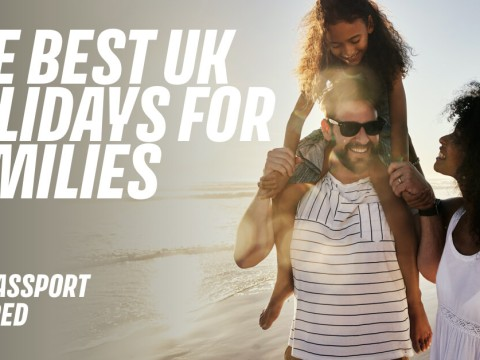 ​The Best UK Holidays for Families