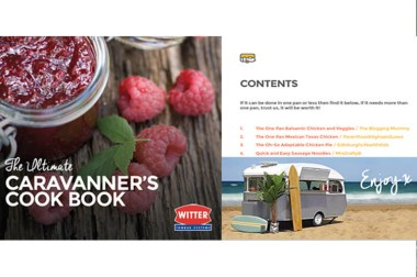 The Ultimate Caravanner's Cook Book