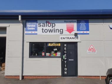 Salop Towing - Approve Service Centre
