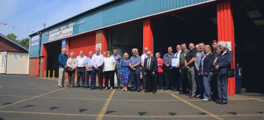 Midlands first for Towcraft, Rowley Regis.