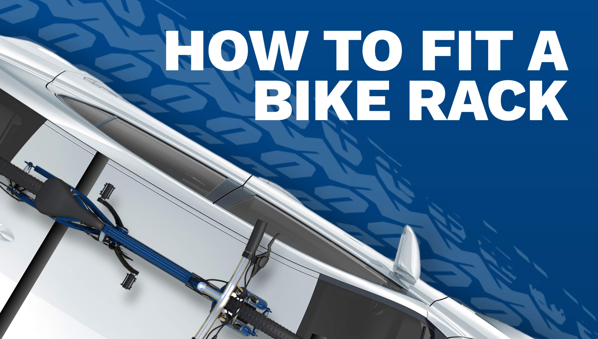 How to Fit a Bike Rack