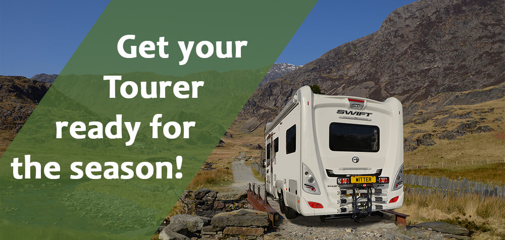 Get your Tourer ready for the season!