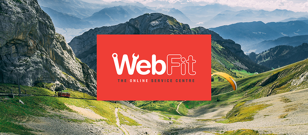 WHERE HAS YOUR WEBFIT TAKEN YOU?