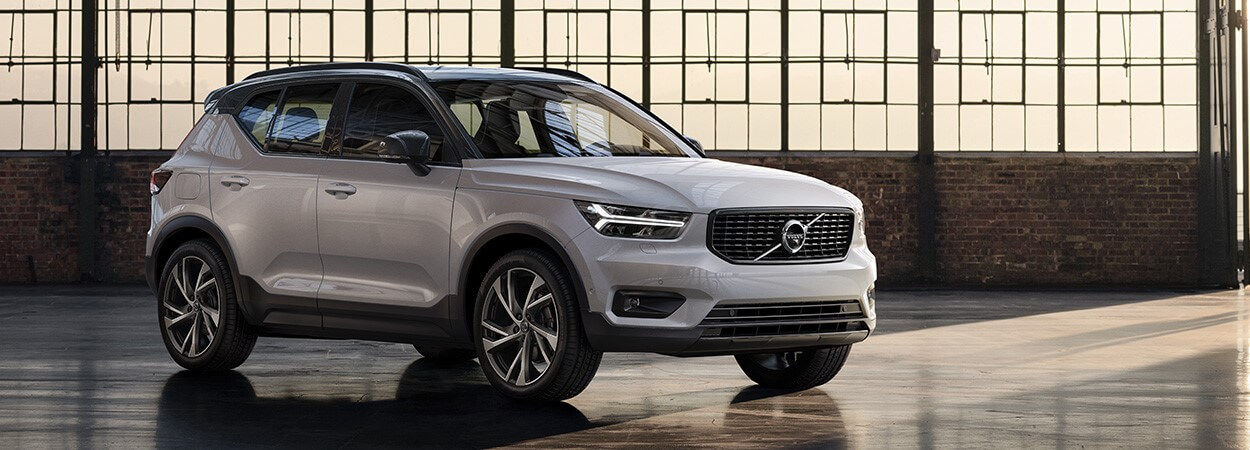 Have you got a 2018 Volvo XC40?