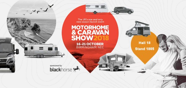 The Motorhome & Caravan Show 2018