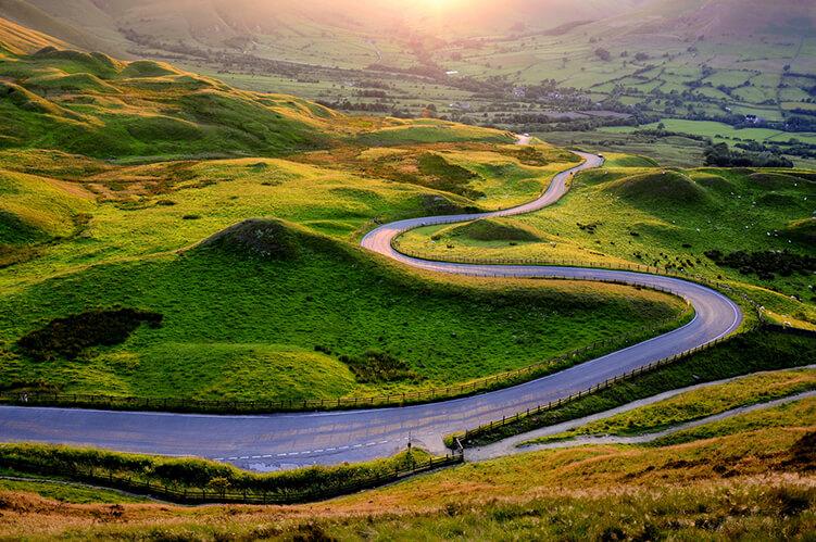 The UK's Most Dangerous Road Trip