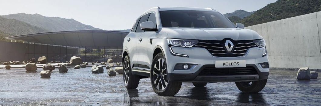 Have you got a 2018 Renault Koleos?