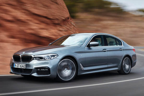 New From Witter... BMW 5 Series (G30)