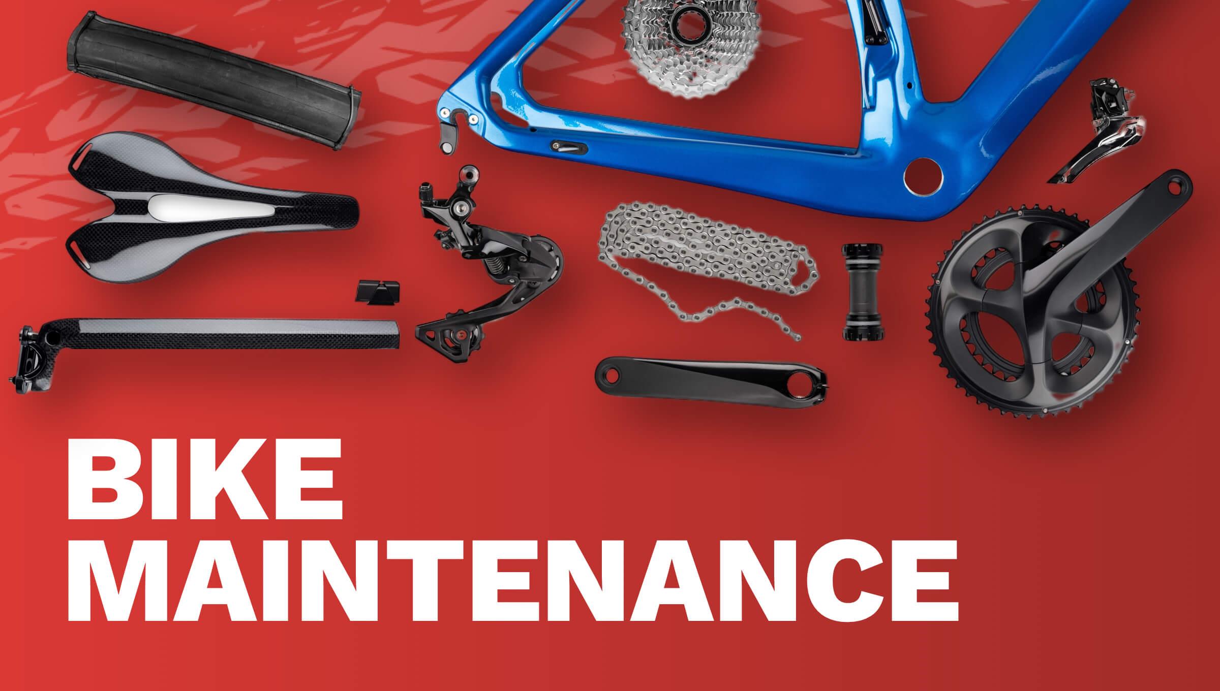A Guide to Bike Maintenance