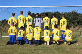 Kesgrave Kestrels Under 13