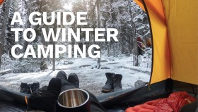 ​A Guide to Winter Camping