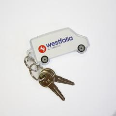 10 Key for the Westfalia Cycle Carriers