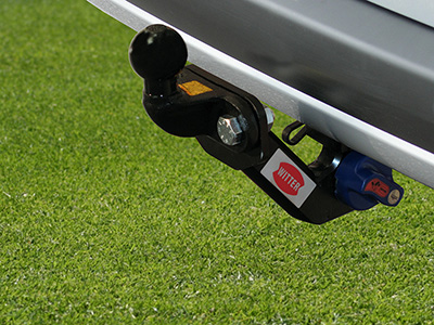 Detachable Flange Towbar