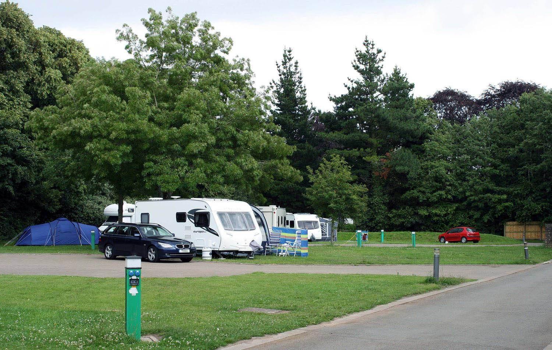 Minnows Touring Park, Devon