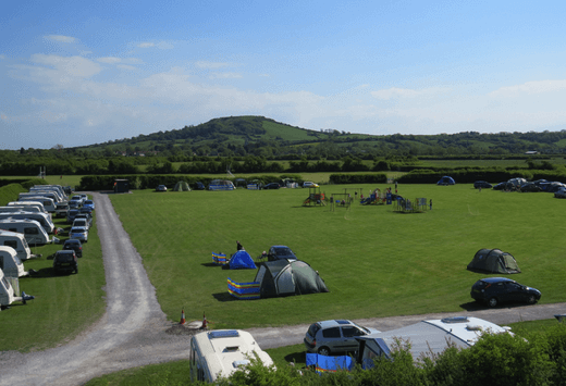 The Perfect Campsite for your Hobby