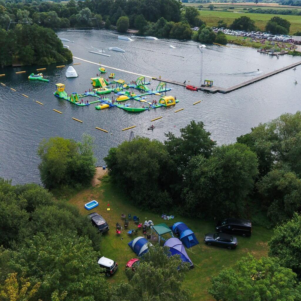 New Forest Water Park, Hampshire