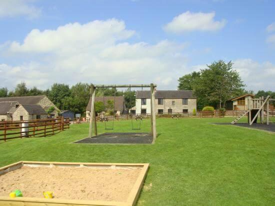 Ashbourne Heights Holiday Park, Derbyshire